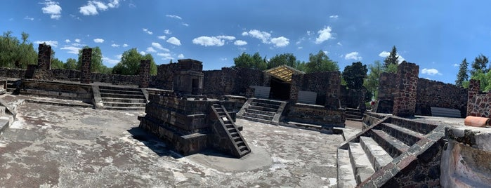Tepantitla Conjunto Arqueologico is one of Guide to Mexico City's best spots.