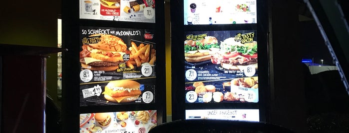 McDonald's is one of Lugares favoritos de Arzu.