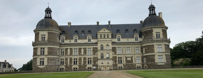 Château de Serrant is one of Châteaux of the Loire Valley.