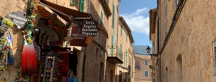 Valdemossa is one of Mallorca.