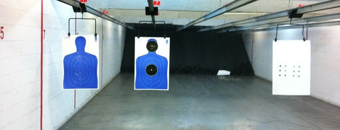 Ultimate Defense Firing Range is one of NSSF Five Star Ranges.