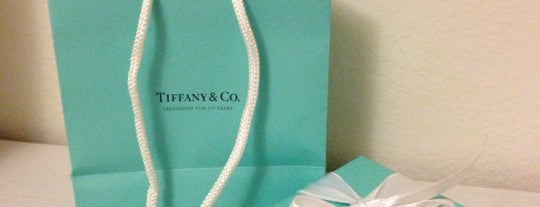Tiffany & Co. is one of Posti che sono piaciuti a James.
