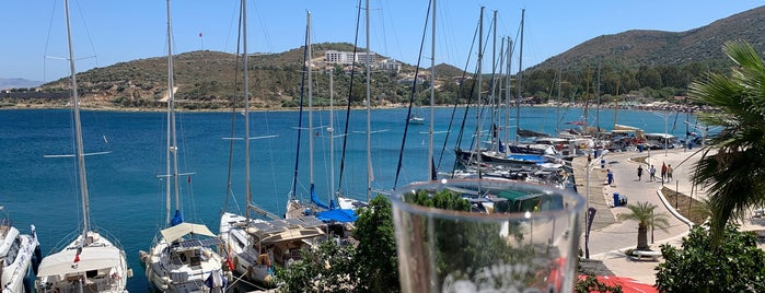 Dulcinea Cafe & Wine House is one of Marmaris & Datça & Knidos & Selimiye.