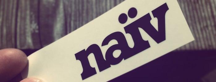 Naïv is one of Frankfurt Restaurant.