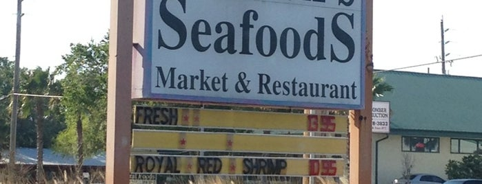 Ocean's Seafood is one of Florida Day Trips/Ideas.