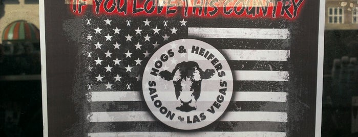 Hogs & Heifers is one of LV2K14.