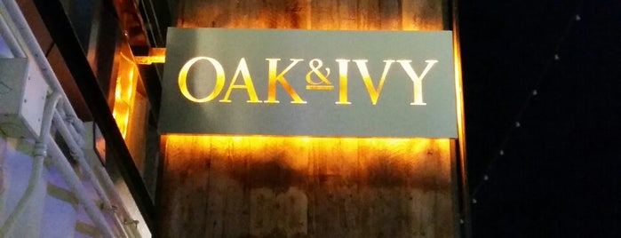 Oak & Ivy: An American Whiskey Den is one of My Vegas To-Do List.