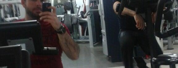 Bodybuilding Gym is one of Orte, die Yunus gefallen.