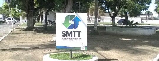 SMTT - Superintendência Municipal de Transportes e Trânsito is one of Armndo'nun Beğendiği Mekanlar.
