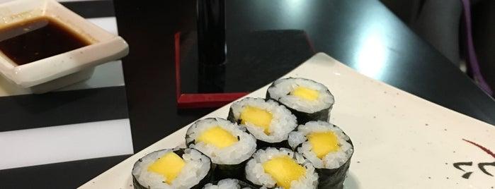 Sushi Hana is one of Los placeres de Pepa 1.