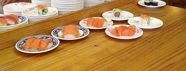 Kaitensushi Dao is one of Dosug.
