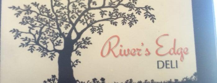 rivers edge deli is one of Lieux qui ont plu à Michael.