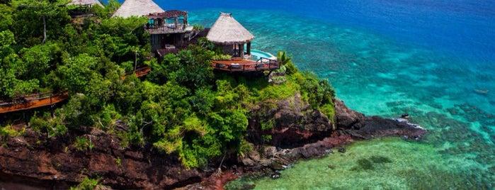 Fiji is one of Lieux sauvegardés par 🕊 Fondation.