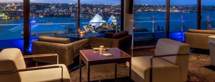 InterContinental Sydney is one of 🕊 Fondation: сохраненные места.