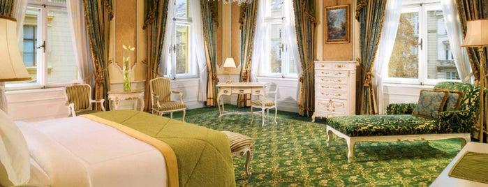 Hotel Imperial is one of 🕊 Fondation : понравившиеся места.