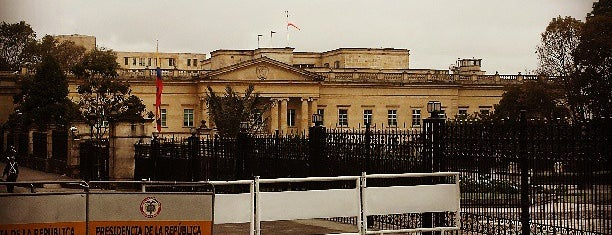 Presidential Palace is one of Colombia.