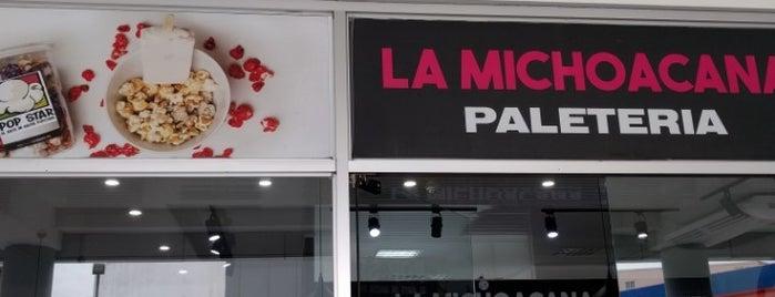 La Michoacana is one of Tempat yang Disimpan Mary.