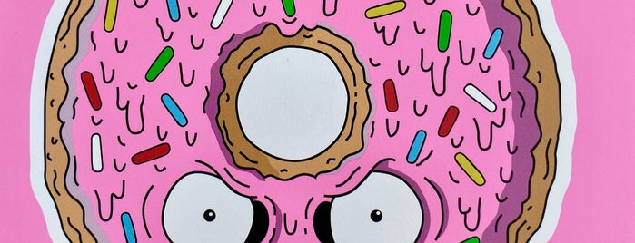 Grumpy Donuts is one of EAT SYDNEY.