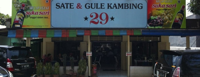 Sate & Gule Kambing *29* Jatingaleh Smg is one of SEMAŔANG.