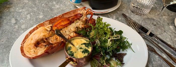 Brasserie Tortue is one of Best of Hamburg.