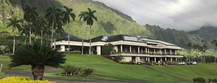 Ko'olau Golf Club is one of Oahu.