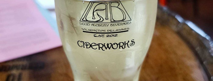 Liquid Alchemy Beverages is one of Do: Wilmington ☑️.