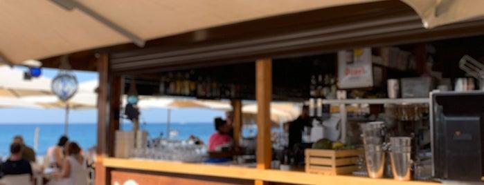coqueluche beachbar🌞 is one of Pre-summer @ Tenerife.