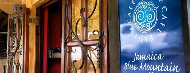 Cafe Blue is one of Jamaica.