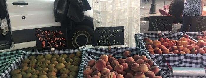 Los Gatos Farmers' Market is one of สถานที่ที่ Tami ถูกใจ.