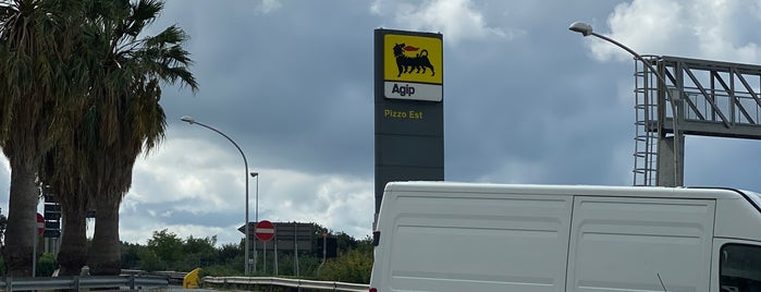 Autogrill Agip is one of Locais curtidos por Salvatore.