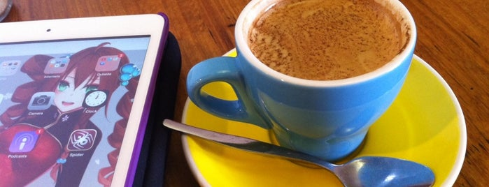 The Refinery Espresso is one of To-do - Restaurants & Bars.
