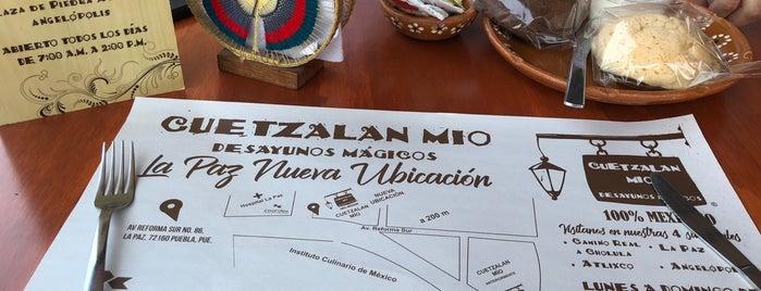 Cuetzalan Mío is one of Lieux qui ont plu à Lou.