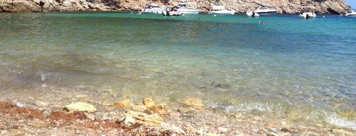 Cala Murta is one of You, beach! (Mallorca).