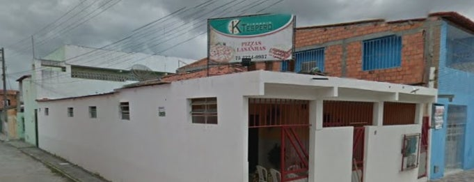 Pizzaria K T Espero is one of Food.