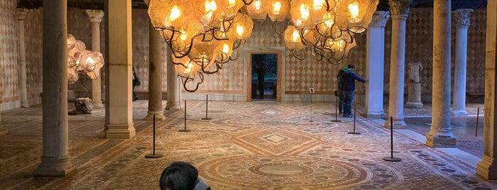 Galleria Giorgio Franchetti Alla Ca' D'oro is one of Venise visit.