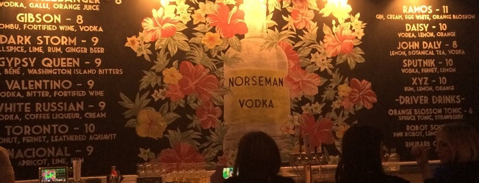 Norseman Distillery is one of City Pages Best of Twin Cities: 2014.