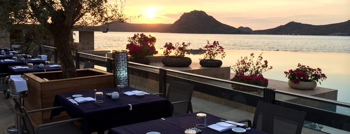 Nobu Bodrum is one of Bodrum.