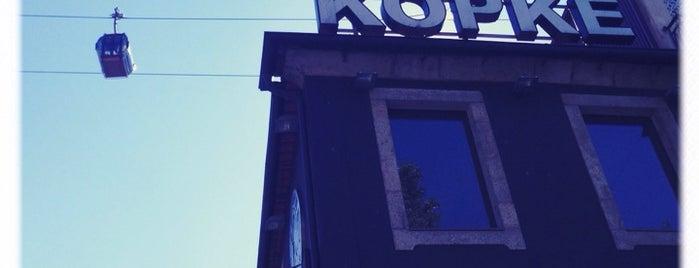 Kopke is one of Portugal.