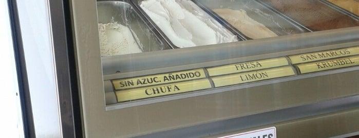 La Praliné is one of Dulces tentaciones.