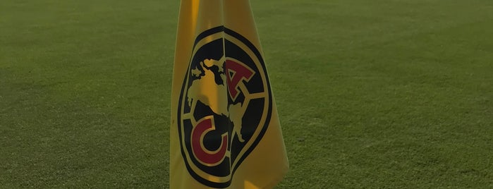 Club América is one of Humberto Cervantesさんのお気に入りスポット.