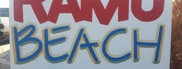 Ramo Beach is one of Hg.