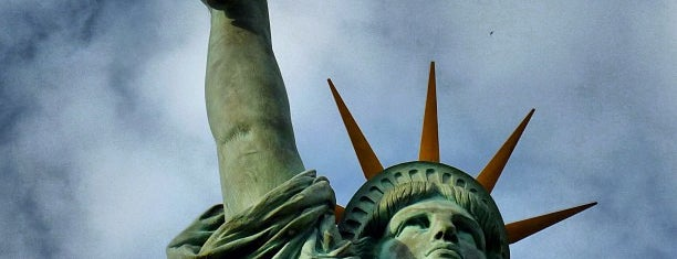 Statue of Liberty is one of NYC Top Attractions.