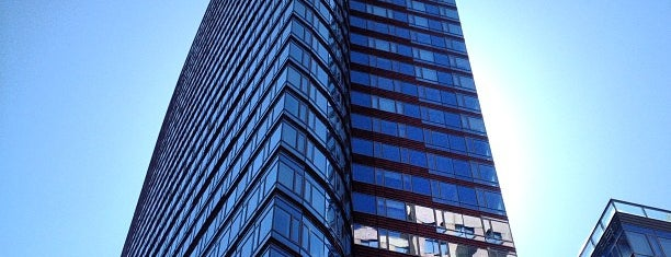 The Visionaire is one of Top 100 Condo Buildings.
