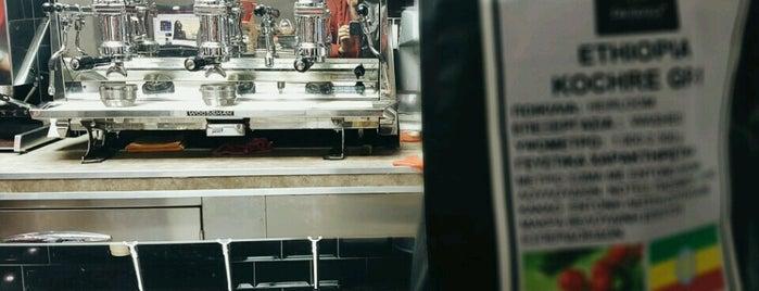 Coffee Lever MicroRoastery is one of Gespeicherte Orte von Giorgos.