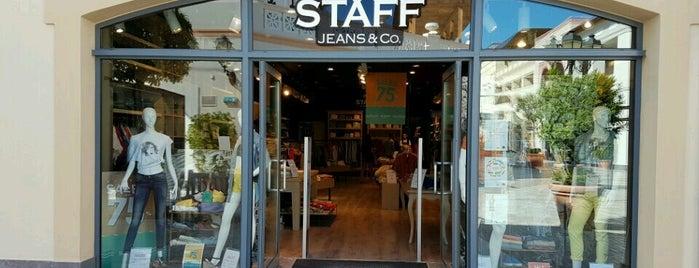 Staff Jeans & Co is one of Lieux qui ont plu à Constantine.