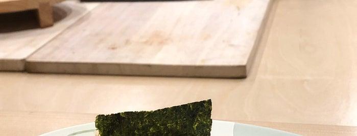 Taneda Sushi In Kaiseki is one of สถานที่ที่ Ebi ถูกใจ.