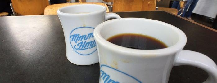 Mmmhmm Coffee is one of Seattle.