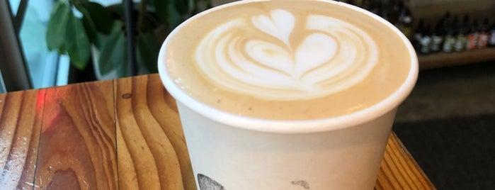 Ghost Note Coffee is one of Dat 님이 저장한 장소.