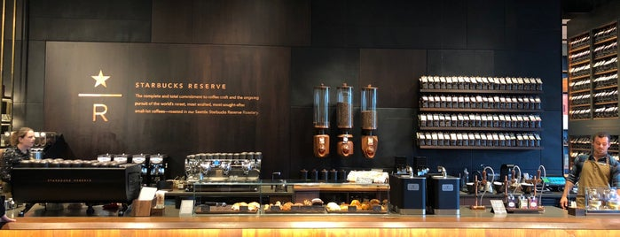Starbucks Reserve SoDo is one of We 💙 Seattle.