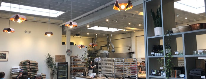Sea Wolf Bakery is one of Seattle To-Do's.